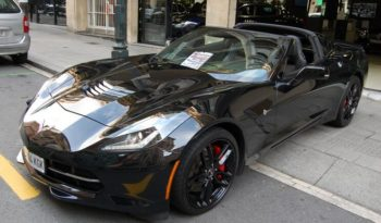 CORVETTE C7 STINGRAY 20″ PERFORMANCE