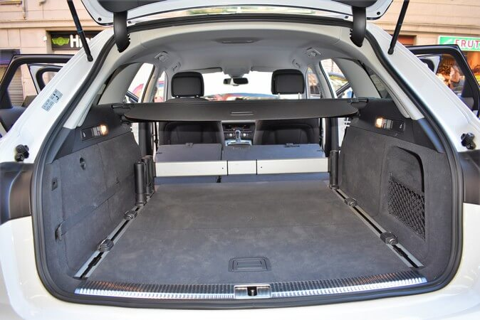 AUDI A6 Avant 3.0 TDI Q. 272 CV Sportpaket completo