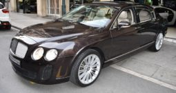 Bentley Continental Flying Spur V-12 5 Plazas