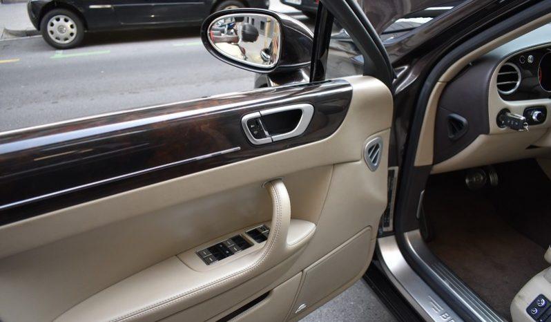 Bentley Continental Flying Spur V-12 5 Plazas lleno
