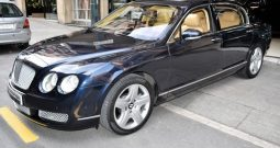 Bentley Continental Flying Spur V-12