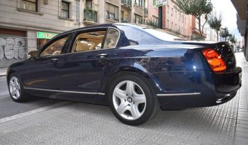 Bentley Continental Flying Spur V-12 completo