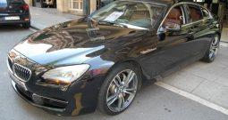 BMW 640D/A Gran Coupe 313 CV Dirección Activa