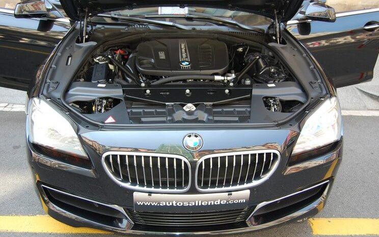 BMW 640D/A Gran Coupe 313 CV Dirección Activa lleno