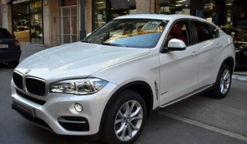 BMW X6 X-Drive 3.0 D 258 cv. 8 vel. HUD,Techo,Nacional,IVA deducible.