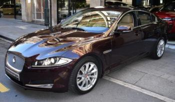 Jaguar XF 2.2 D Luxury 200 cv. Cuero, Navi, Cámara, 18″