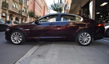 Jaguar XF 2.2 D Luxury 200 cv. Cuero, Navi, Cámara, 18″ lleno