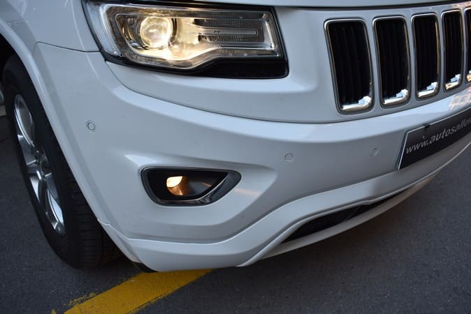 Jeep Grand Cherokee 3.0 Multijet II 4X4 lleno