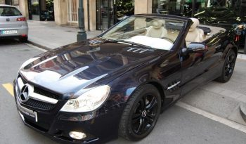 Mercedes Benz SL 350 Roadster 7G Full