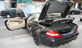 Mercedes Benz SL 350 Roadster 7G Full lleno