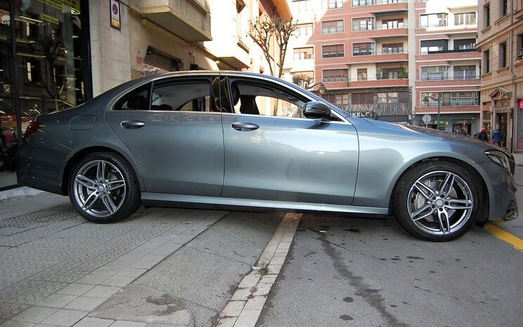 Mercedes Benz E 220 CDI 194cv 9G-Tronic AMG completo