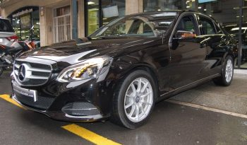 Mercedes Benz E-300 CDI Hybrid Avantgarde completo