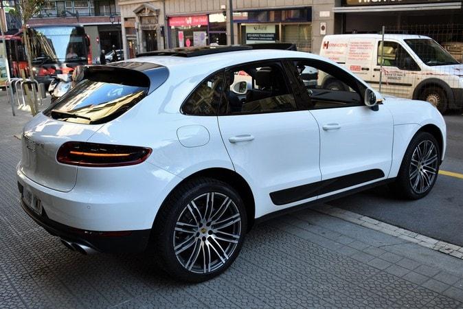 Porsche Macan S 3.0 D V6 258CV completo