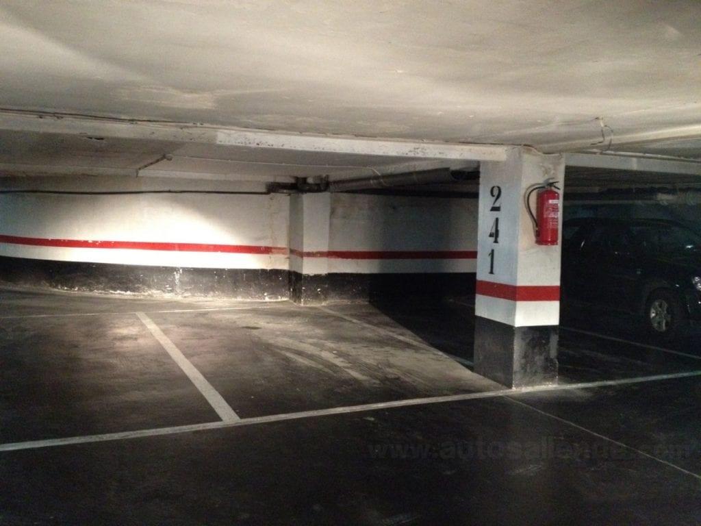 Garaje Nicolás Alcorta Nº1 Plaza Zabalbru