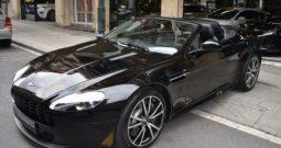 "Aston Martin Vantage V-8 Sportshift II ""N-430"" Limited Edition 436 cv"