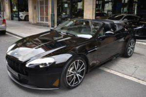"""Aston Martin Vantage V-8 Sportshift II """"N-430"""" Limited Edition 436 cv, Ventajas de comprar coches de alta gama"""