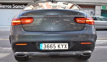 Mercedes Benz GLE 350 Coupé CDI 4Matic 258 cv 22″ lleno