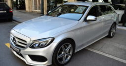 MERCEDES BENZ C ESTATE 220 CDI 7G-TRONIC AMG 170 CV