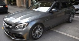 MERCEDES BENZ  C 63 AMG ESTATE  476 CV