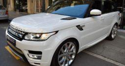 Land Rover Range Rover Sport 3.0 TDV6 HSE 22″ Panorama