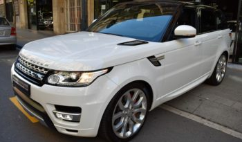 Land Rover Range Rover Sport 3.0 TDV6 HSE 22″ Panorama