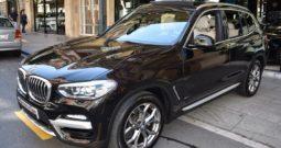 BMW X3 X-DRIVE 20D 190 CV X-Line Panorama H.U.D 19″ New Model