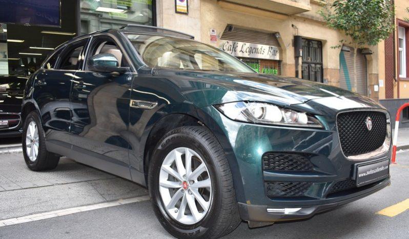 Jaguar F-Pace Portfolio 3.0L TDV6 AWD lleno