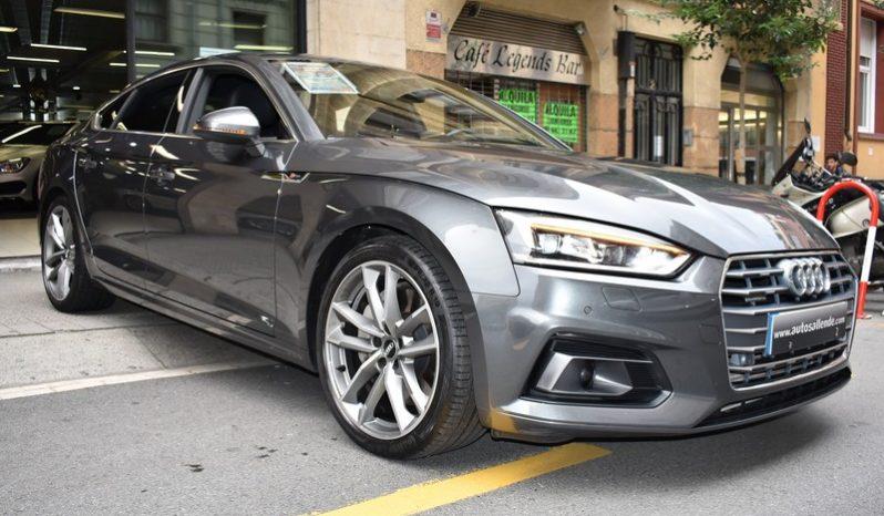 Audi A5 SportBack 50 TDI Quattro TipTronic V-6 286 cv S-Line completo