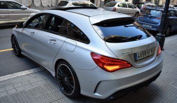 Mercedes Benz CLA AMG 45 4Matic Shooting Brake 381 cv Panorama 19″ lleno