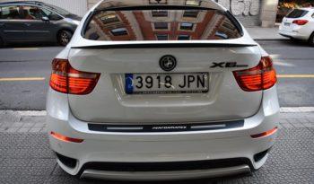 BMW X6 3.0 D X-Drive 245 cv. Performance, Techo, Cámara, 20″. completo