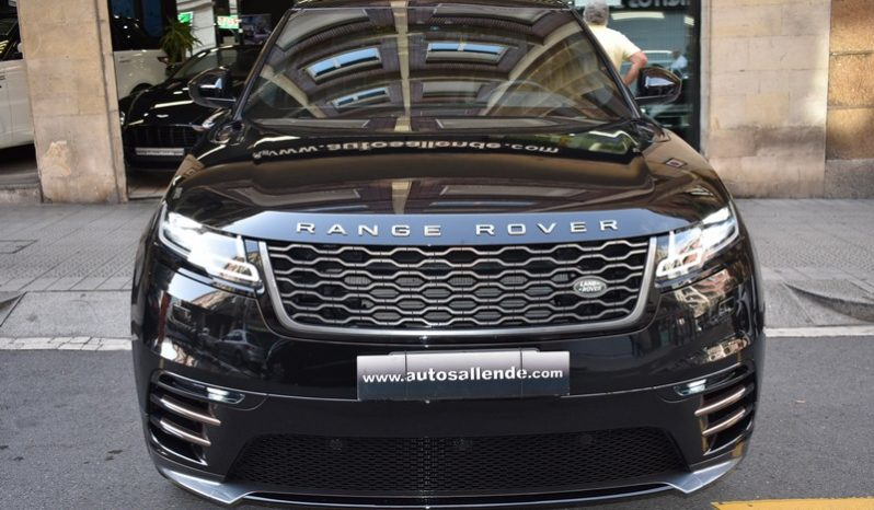 LAND ROVER RANGE ROVER VELAR 2.0 D R-DYNAMIC S 4WD AUTO 177 KW (240 CV) completo
