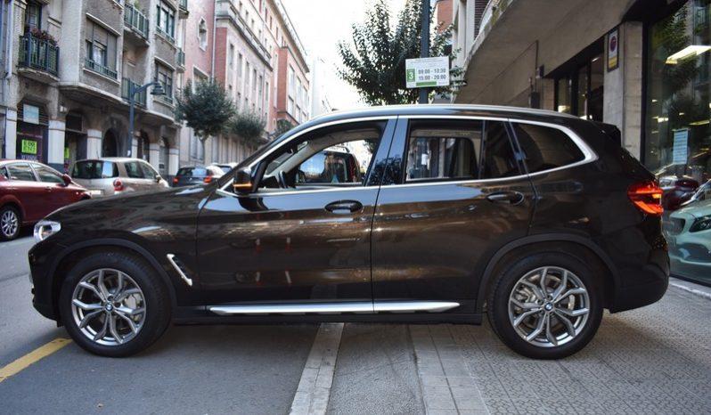 BMW X3 3.0D xDrive G01 265 cv lleno