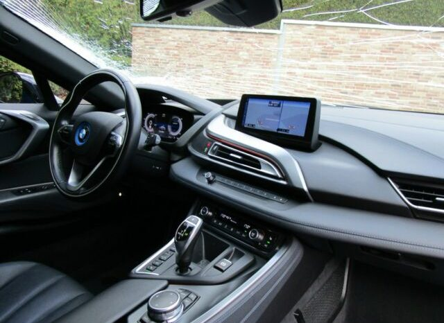 BMW I8 COUPE 266 KW (362 CV) completo