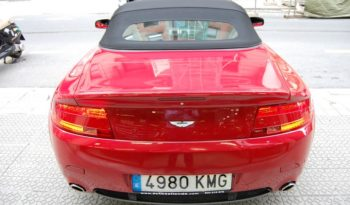 ASTON MARTIN VANTAGE VOLANTE 4.3 V8 385CV lleno