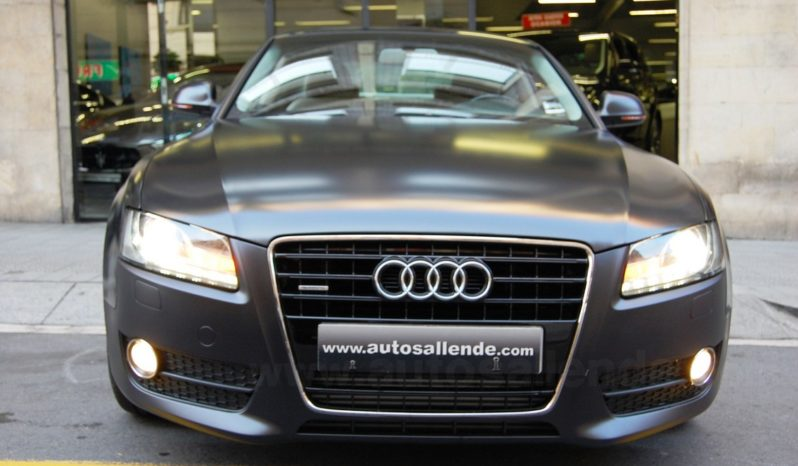 AUDI A5 COUPE 3.0 TDI 240 CV S-LINE lleno