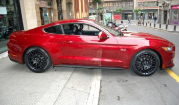 FORD MUSTANG 5.0 Ti-VCT V8 AUTO GT lleno