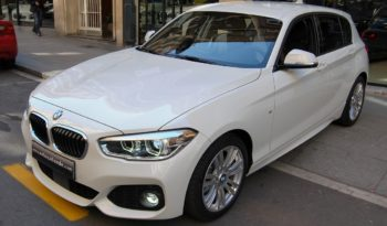 "BMW 118 D AUT ""0 KM""EFFICIENT DYNAMICS"