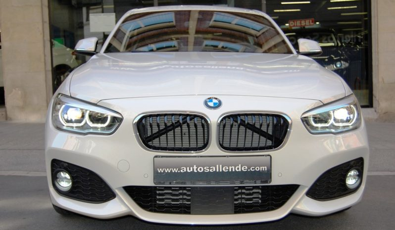 "BMW 118 D AUT ""0 KM""EFFICIENT DYNAMICS lleno"