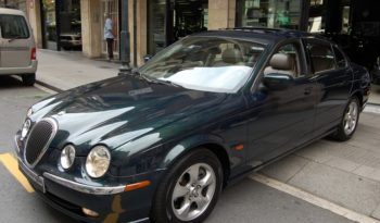 JAGUAR S-TYPE 4.0 S V8 EXECUTIVE