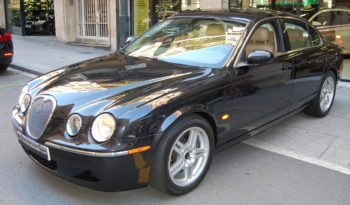 JAGUAR S-TYPE 2.7D V6 206 CV EXECUTIVE