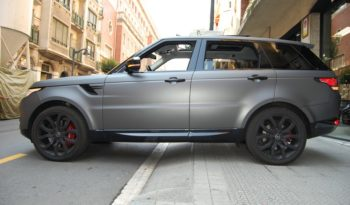 Land Rover Range Rover Sport 4.4 SDV8 HSE Dynamic lleno