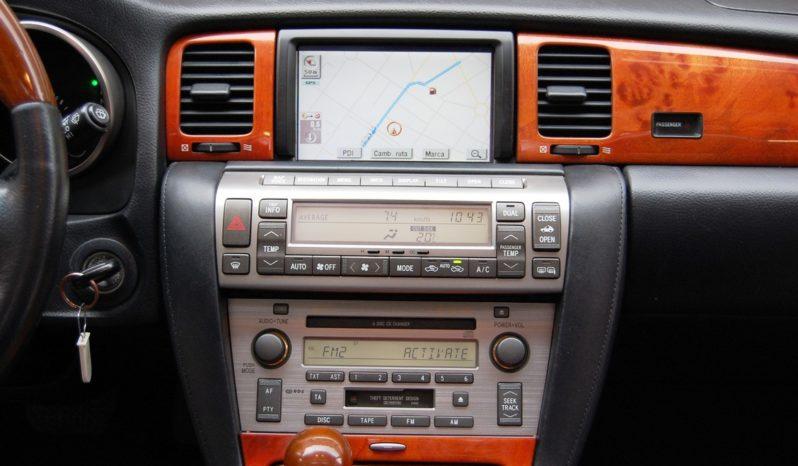 LEXUS SC 430 CABRIOLET V8 286 CV lleno