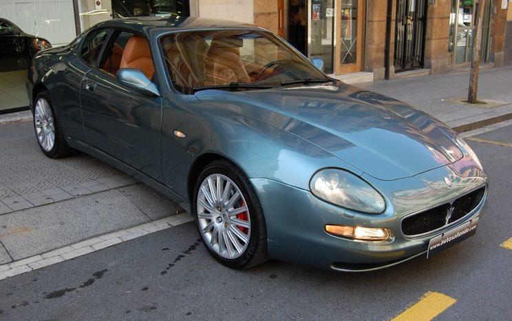 Maserati Coupe Cambiocorsa 390cv V-8 lleno