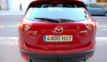 MAZDA CX-5 AWD 2.2D 150 CV PACK SAFETY lleno