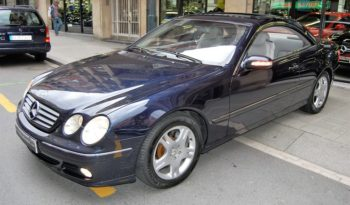 MERCEDES BENZ CL 500 V8 FULL NACIONAL