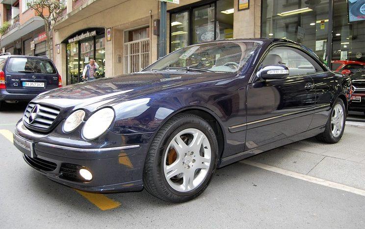 MERCEDES BENZ CL 500 V8 FULL NACIONAL lleno