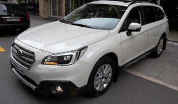 SUBARU OUTBACK 2.0TD 150 CV EXECUTIVE PLUS LINEARTRONIC