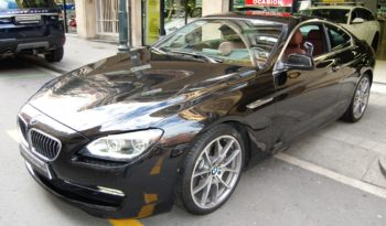 BMW 640D/A COUPE 8 VEL 313 CV
