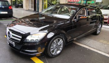 MERCEDES BENZ CLS 350 CDI SHOOTING BRAKE