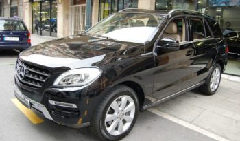 MERCEDES BENZ ML 350 CDI BLUETEC 4 MATIC